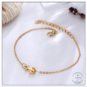 🌸3 FOR $15🌸Anchor Alloy Chain Anklet